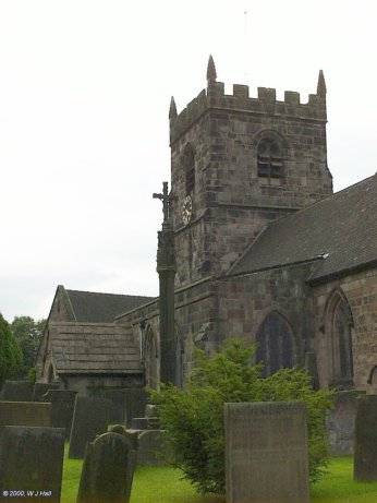 Cheddleton St Edward Confessor (6)