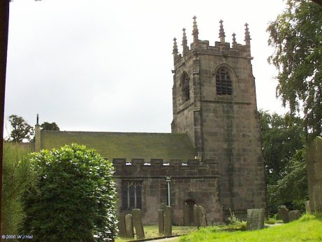 Horton St Michael & All Angels (6)