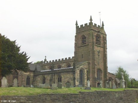 Madeley All Saints (6)