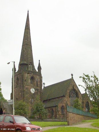 Newcastle under Lyme, Wolstanton St Margaret (8)