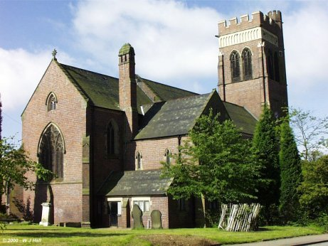 Stoke on Trent, Fenton Christ Church (8)