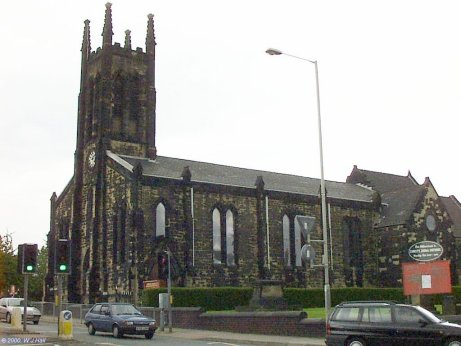 Stoke on Trent, Tunstall Christ Church (8)